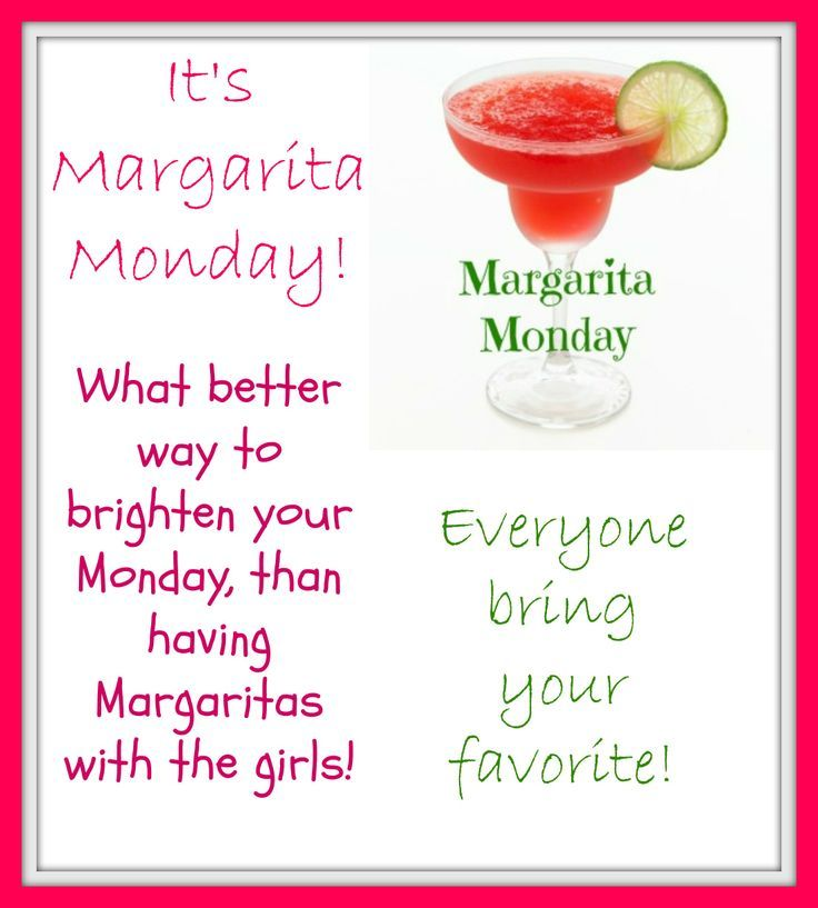 It\'s a Thirty-One Margarita Monday!!! Invite your friends over on ...