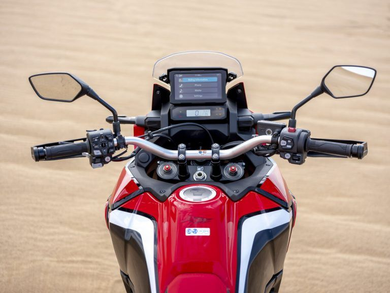 2020 Honda Africa Twin Details ResCogs in 2020 Honda