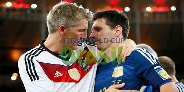Daftar Pemain Sepak Bola Yang Menerima Penghargaan Di Piala Dunia Brasil 2014 - Harusbaca.com