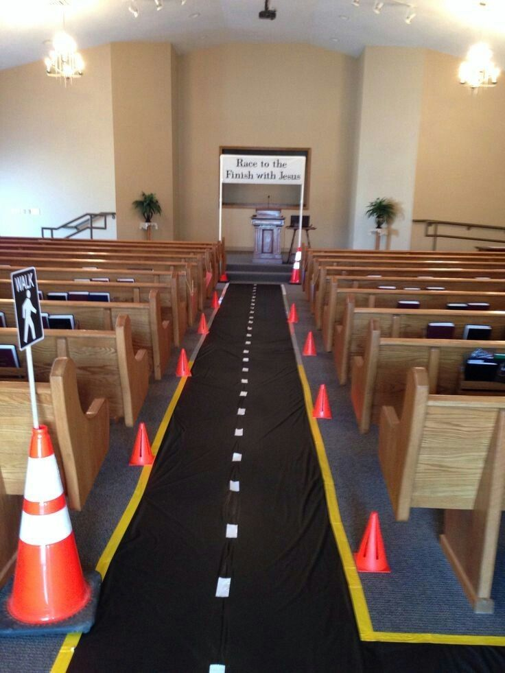Race To The Finish Vbs In 2020
