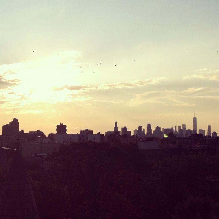 Brooklyn neighborhood and state of mind.