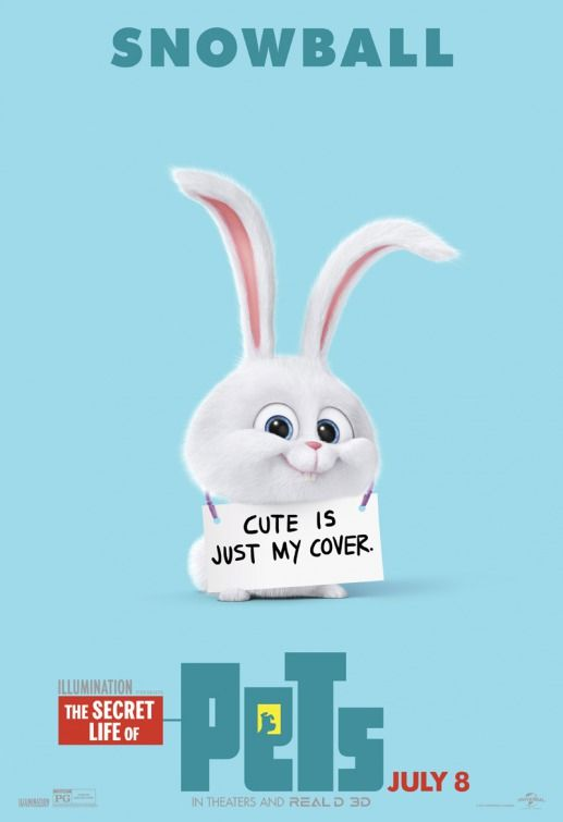 The Secret Life Of Pets Movie Poster 3 Pets Movie Secret Life Secret Life Of Pets