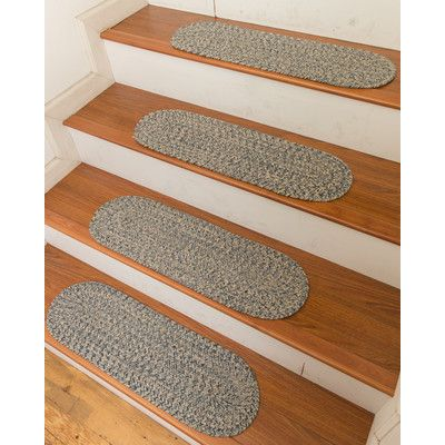 Best Natural Area Rugs Giovanni Stair Tread With Images 400 x 300