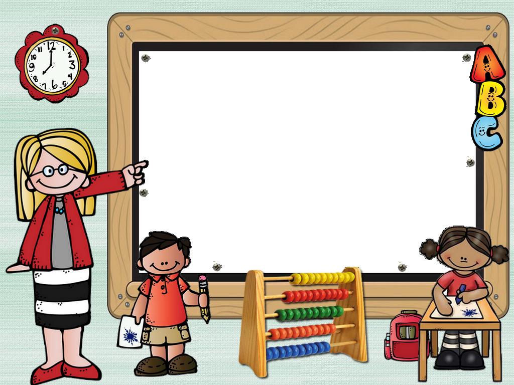 png frame school | Bordes y marcos, Caratula para niños, Bordes para fotos