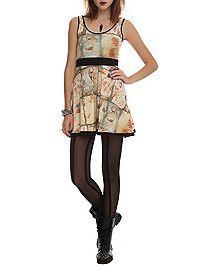 HOTTOPIC.COM - Kreepsville Anatomy Dress