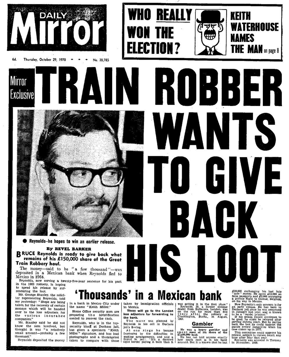 the great train robbery how it happened the great train robbery