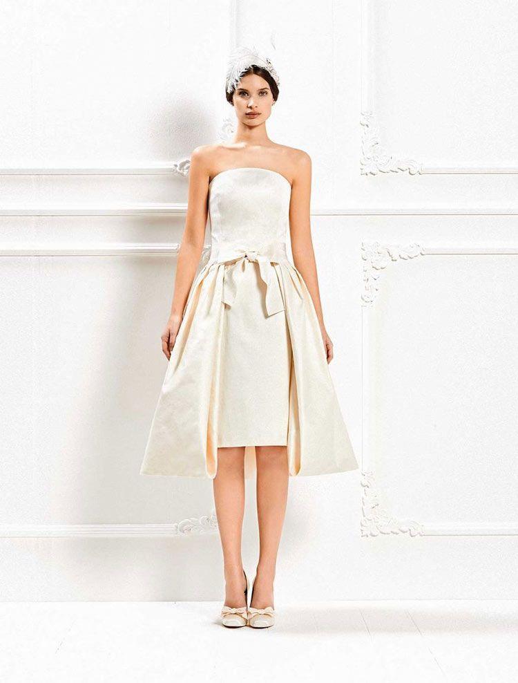 Simple Dresses for Max Mara Bridal