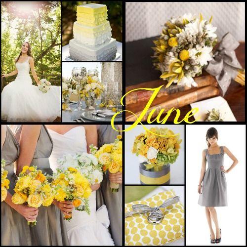 September Wedding Color Schemes