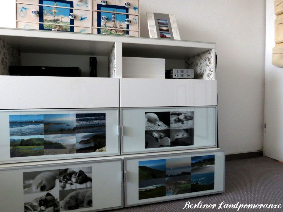 Maritimes Schlafzimmer ~ Maritimes schlafzimmer besta & moppe ikeahack coastal bedroom