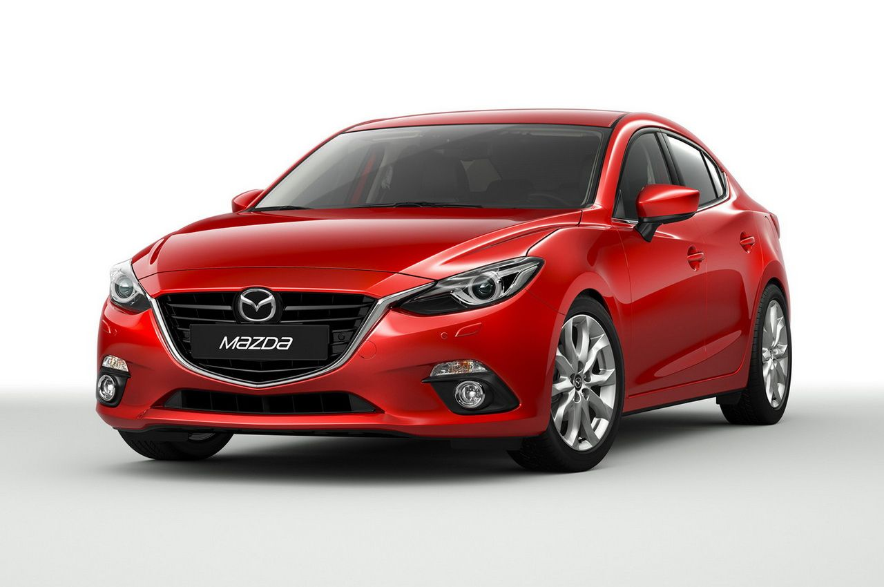 Brand New 2017 Mazda 3 Facelift Concept Http World Wide Web