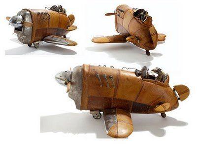 Steampunk Toys