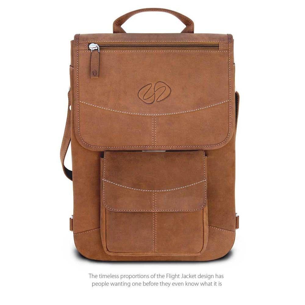Maccase Premium Leather 13 Macbook Pro Flight Jacket Case L13fj Vn Thing 1