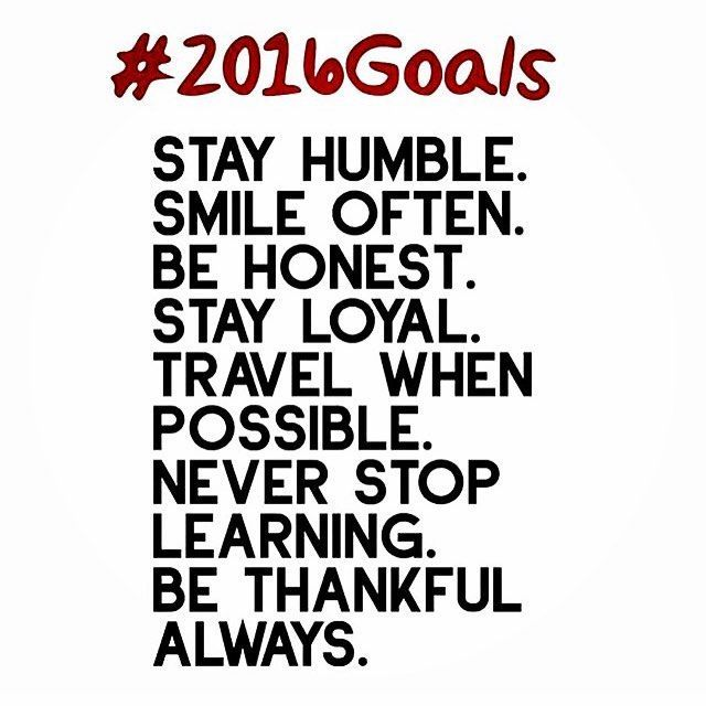 2016 Goals new years new year new years quotes new year quotes new ...
