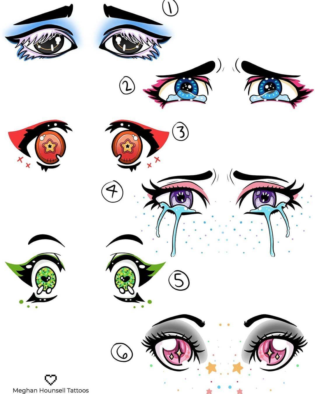 ** 300 FLAT!! ** First set of anime eyes! #tattoo #tattooartist #anime #animetattoo #manga #mangatattoo #kawaiitattoo #kawaii #animeeye #animeeyes #animeeyestattoo #eyetattoo #upforgrabscalgary #upforgrabs #flash #tattooflash #colourtattoo #colortattoo #cutetattoo #cartoontattoo #calgary #calgarytattoos #calgarytattooartists #calgarytattooartist #yyc #yyctattooartists #yyctattooartist #piratesloot #piratesloottattoo #skinart #