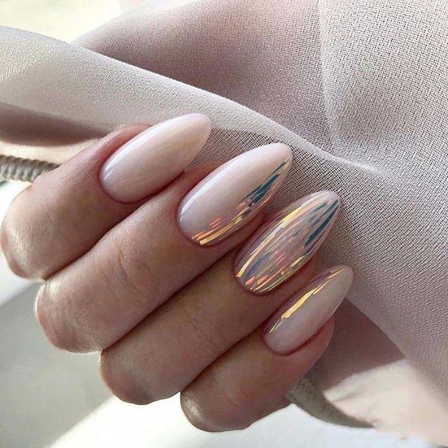 El 45 arte de uñas bastante diseña perfecto para que las miradas de primavera 4
