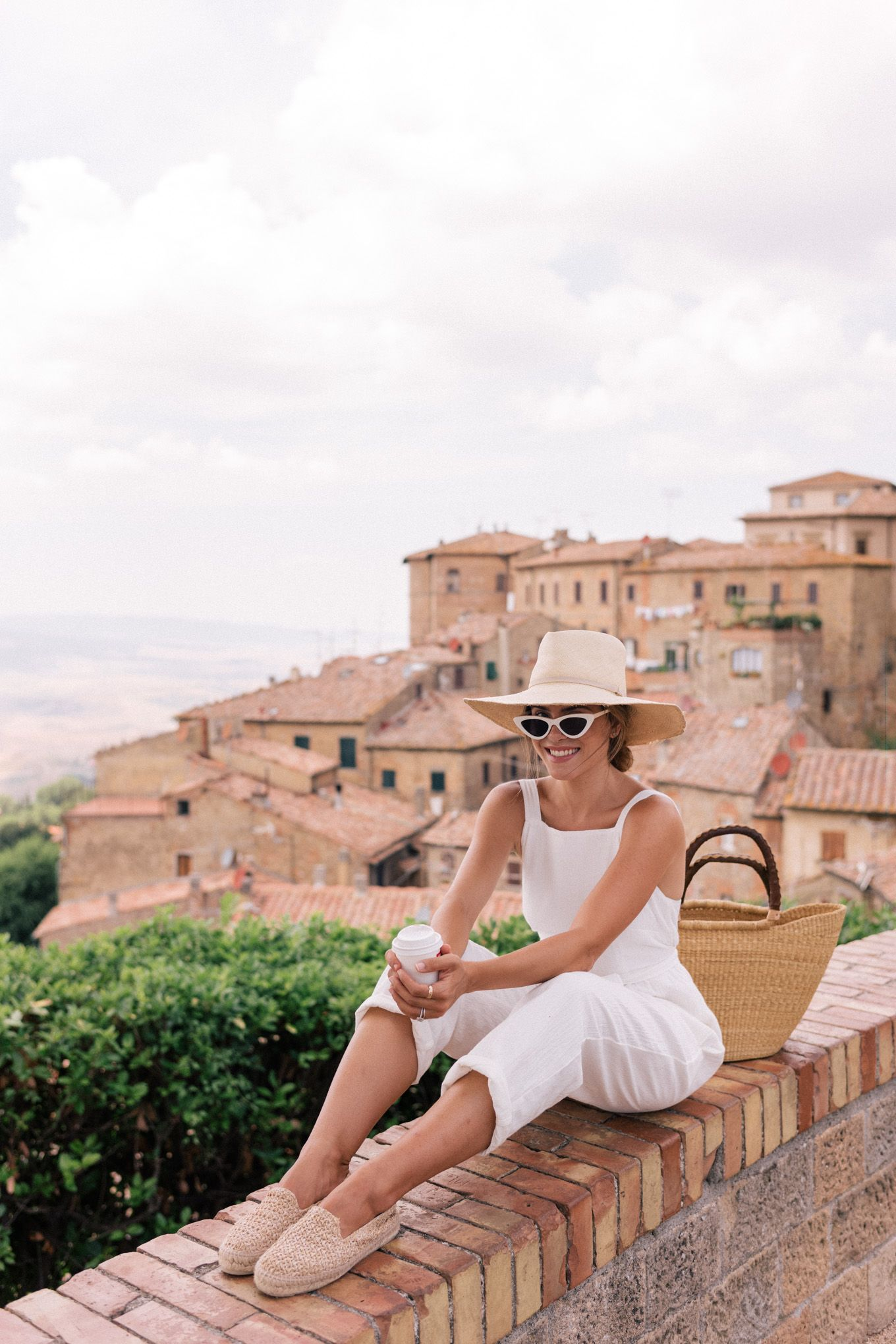Tuscany For Our Anniversary Part 1 #summervacationstyle