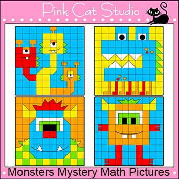 monster mysteries worksheet math monster best free printable worksheets. Black Bedroom Furniture Sets. Home Design Ideas
