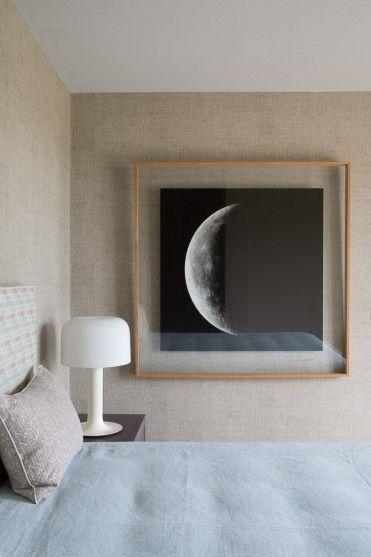 Decor Inspiration: Hang The Moon. Bedroom ArtworkArtwork Above BedArt ...