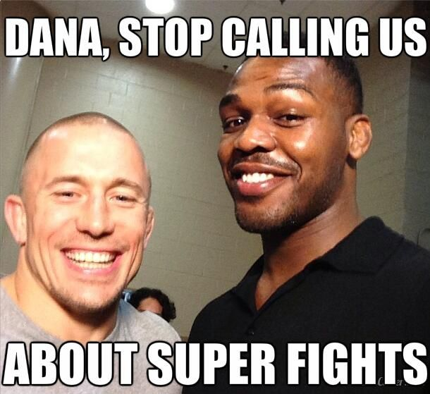 6549c45da8b3fde7a637b7518769b49f twitter ufcmemes what gsp & jon jones thought after ufc 162