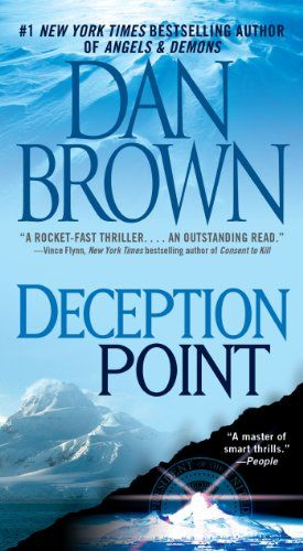 Deception Point by Dan Brown http://www.amazon.com/dp/1416524800/ref=cm_sw_r_pi_dp_zLf.vb1DR6P7P
