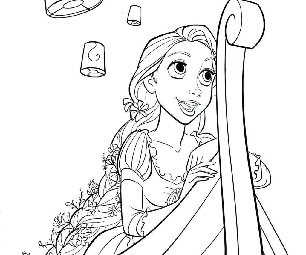 Coloring Rocks Rapunzel Coloring Pages Princess Coloring Pages Princess Coloring