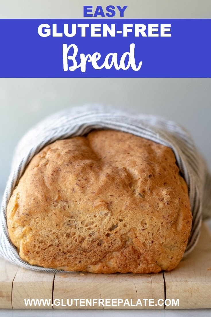 Easy Gluten Free Bread Recipe For An Oven Or Bread Machine In 2020 Gluten Free Bread Recipe Easy Gluten Free Bread Machine Recipe Best Gluten Free Bread