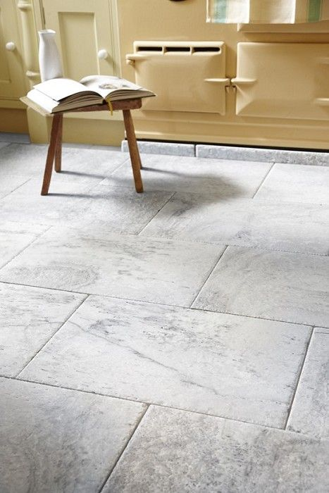 Silver Grey Travertine 61x406cm T R A V E R T I N E Flooring
