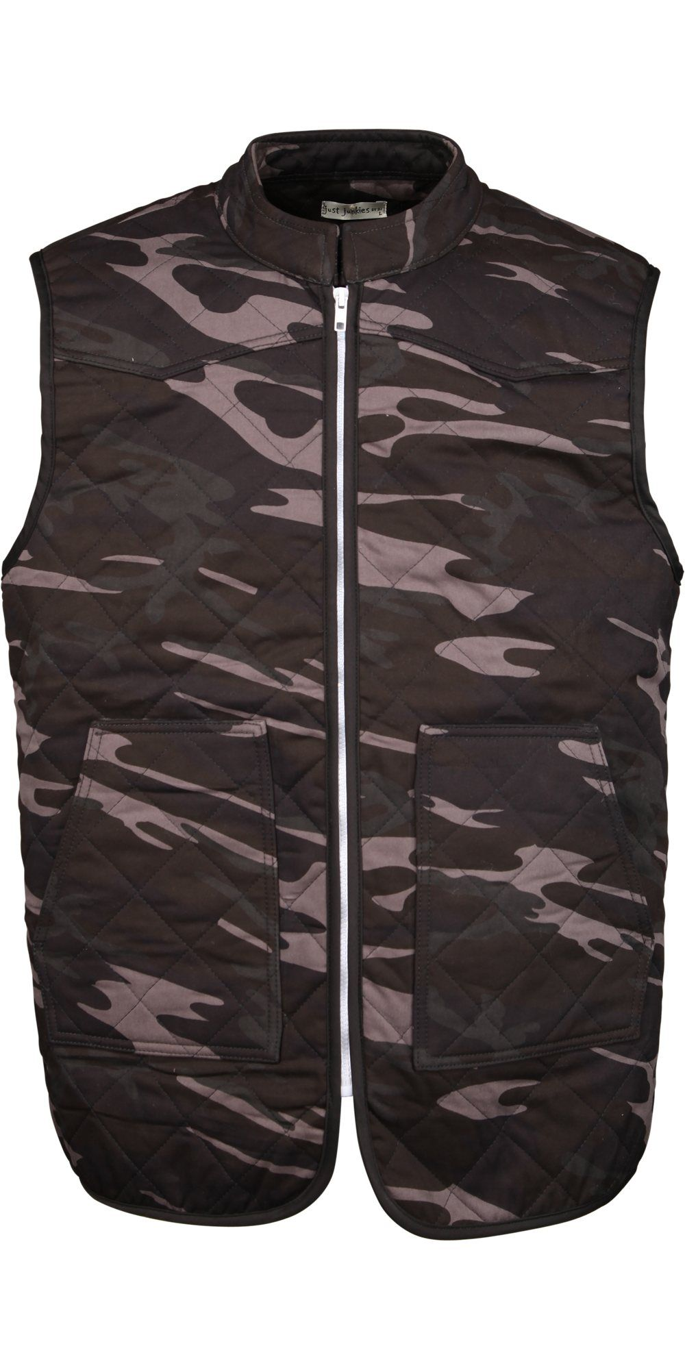MAKI VEST CAMO  Just Junkies