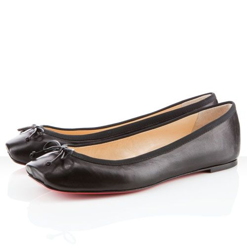 under $60 cheap online with credit card cheap online Christian Louboutin Rosella Leather Flats big discount cheap price discount eastbay 0QDOY