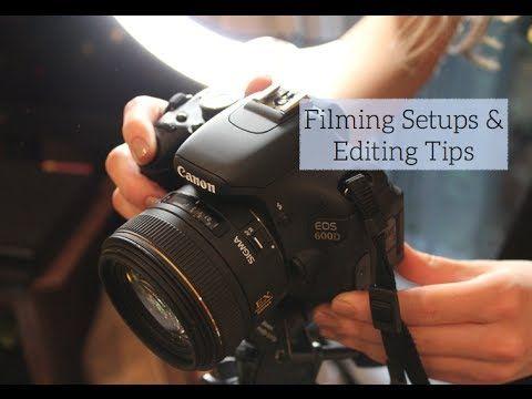 Filming Setups & Editing Tips // Lily Pebbles & Vivianna Does Makeup