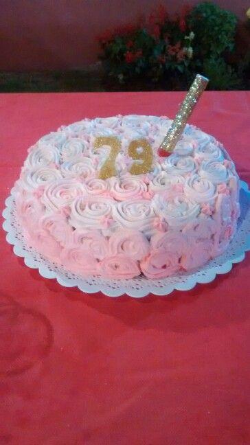 Torta de Haydee