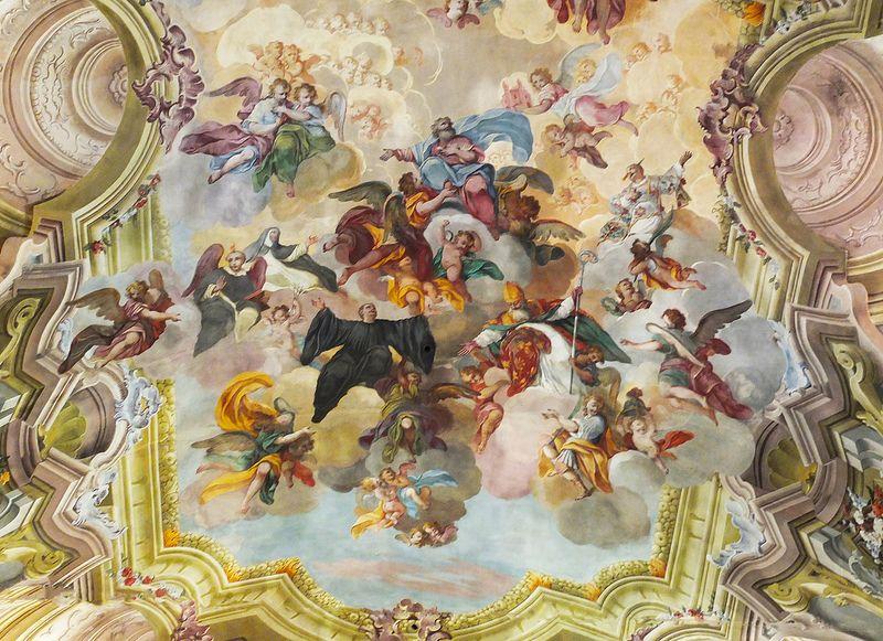 Alba: Cattedrale di San Lorenzo, Fresco | Flickr - Photo Sharing!