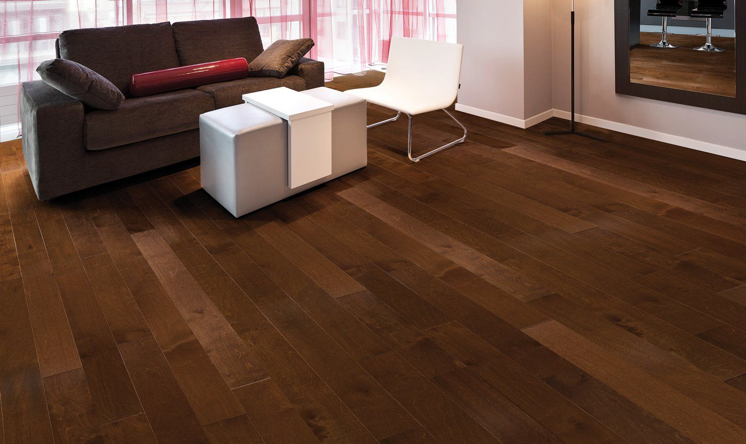 HOME COLLECTION Spiced Cider Engineered Hardwood