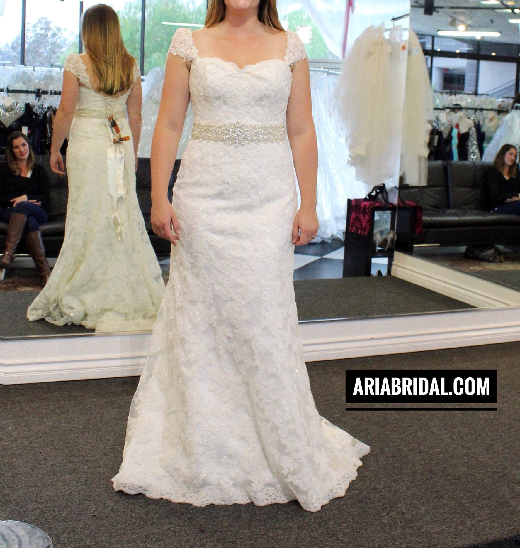 Wedding Dress at Aria Bridal in Escondido/ San Diego, California ...