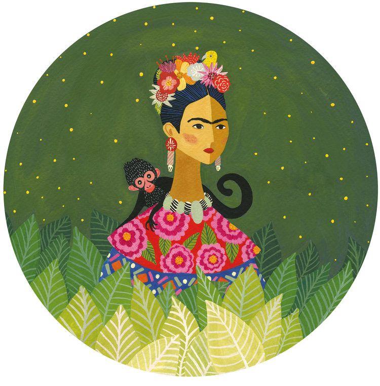 Saara Katariina, «Frida»