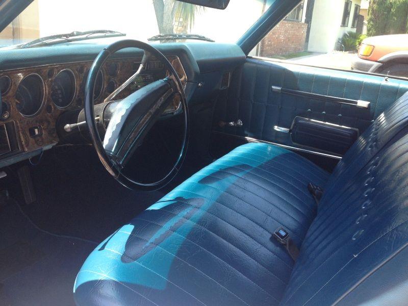 Make: Chevrolet Model: Monte Carlo Year: 1972 Body Style: Car ...