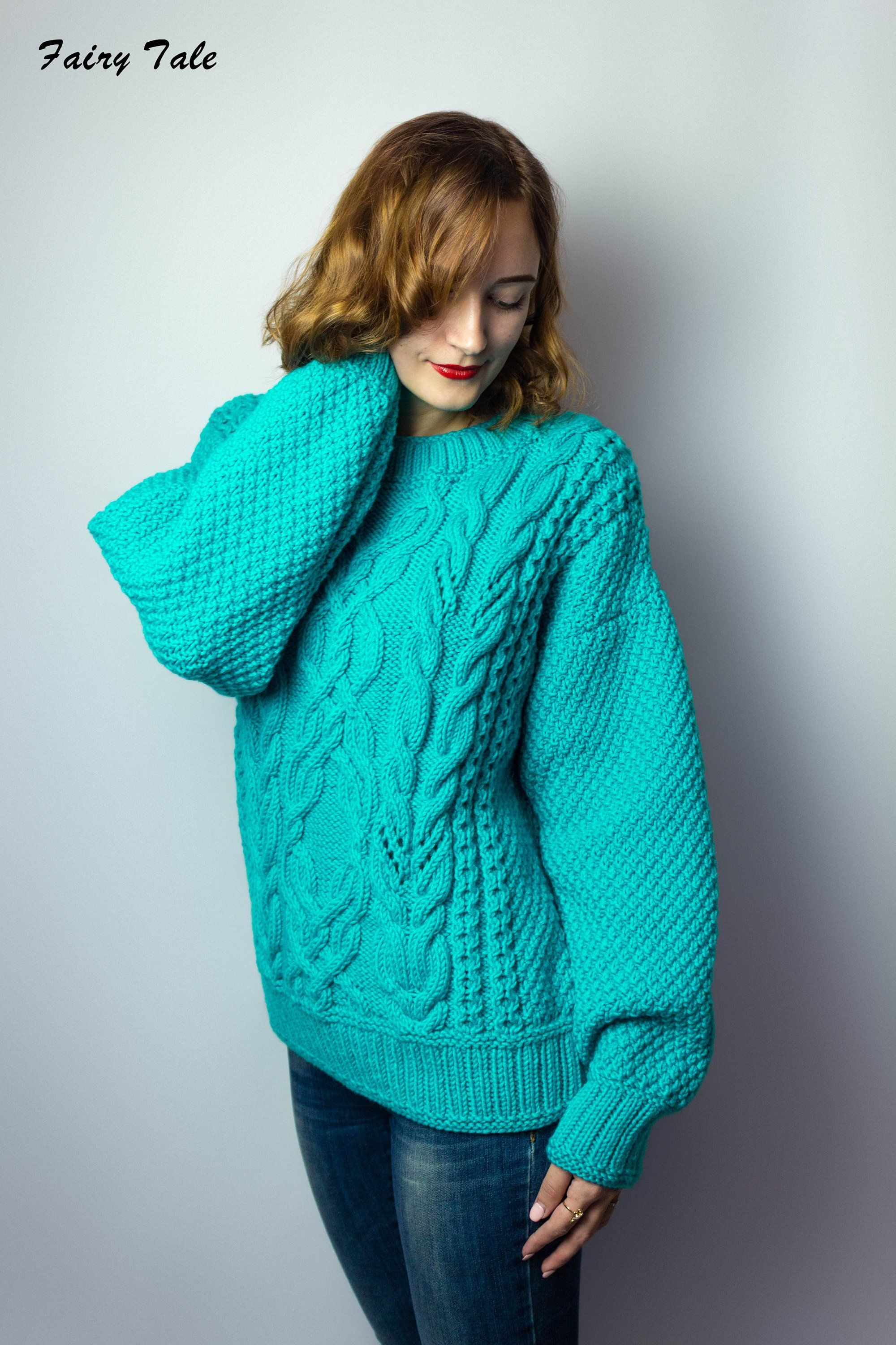 1d108f916 Excited to share the latest addition to my  etsy shop  Women s Hand Knitted  Green