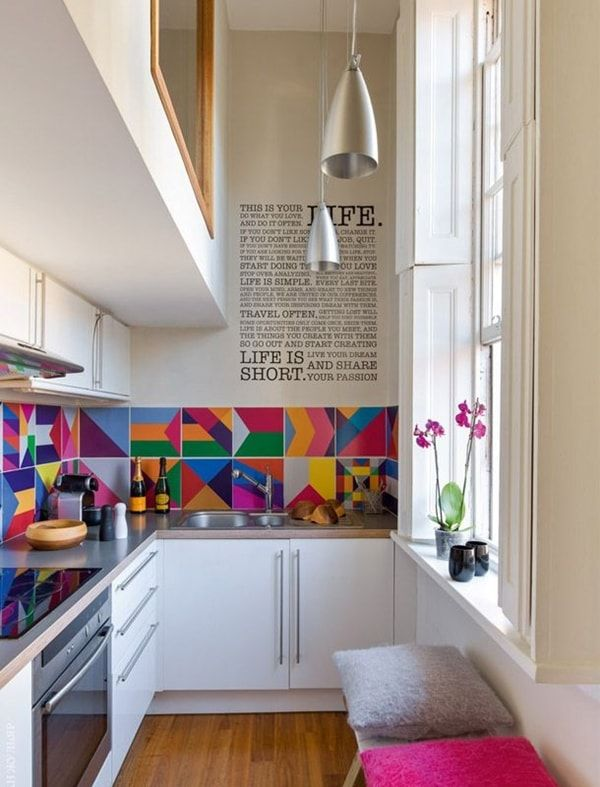 Colores Para Cocinas Ideas Para Decorar La Cocina Decoracion De Cocinas Sencillas Decoración De Cocina Moderna Decoración De Cocina