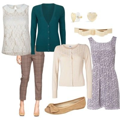 Character Fashion - Mary Margaret from Once Upon A Time
