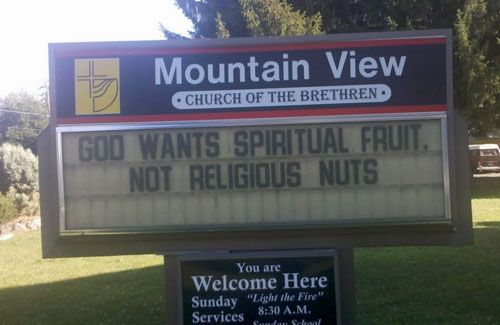 i want to go to that church