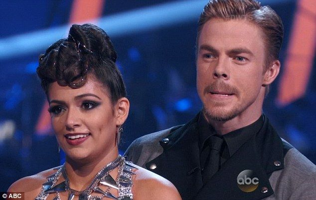 Is bethany mota and derek hough dating shannon
