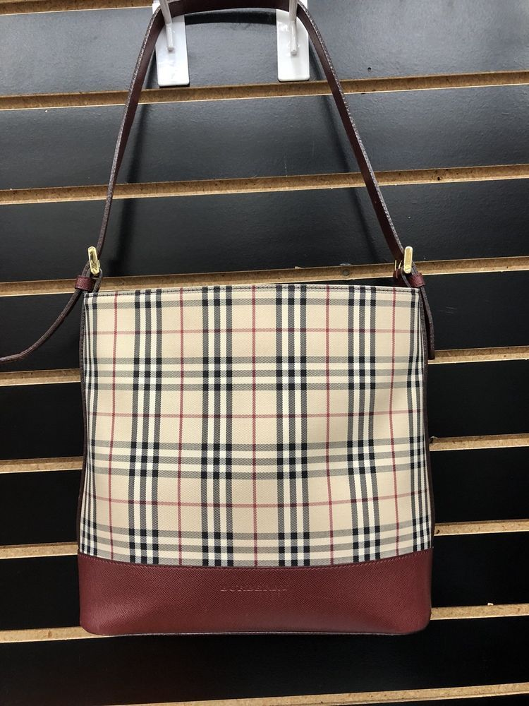 Authentic Vintage burberry London - EXCELLENT CONDITION!  fashion  clothing   shoes  accessories  womensbagshandbags  ad (ebay link) 57052e307e557