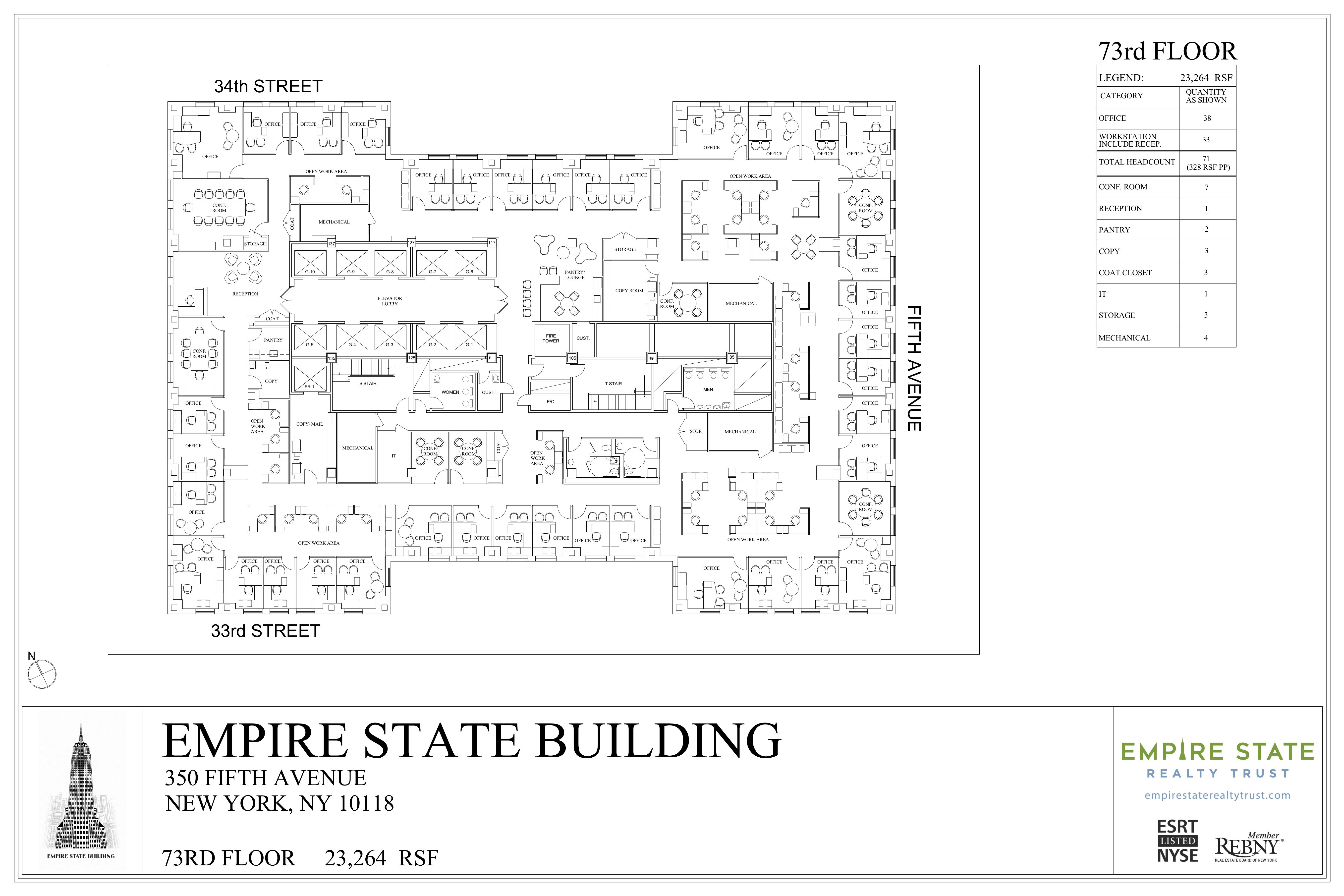 empire state building plan - Google'da Ara | Skyscraper ...