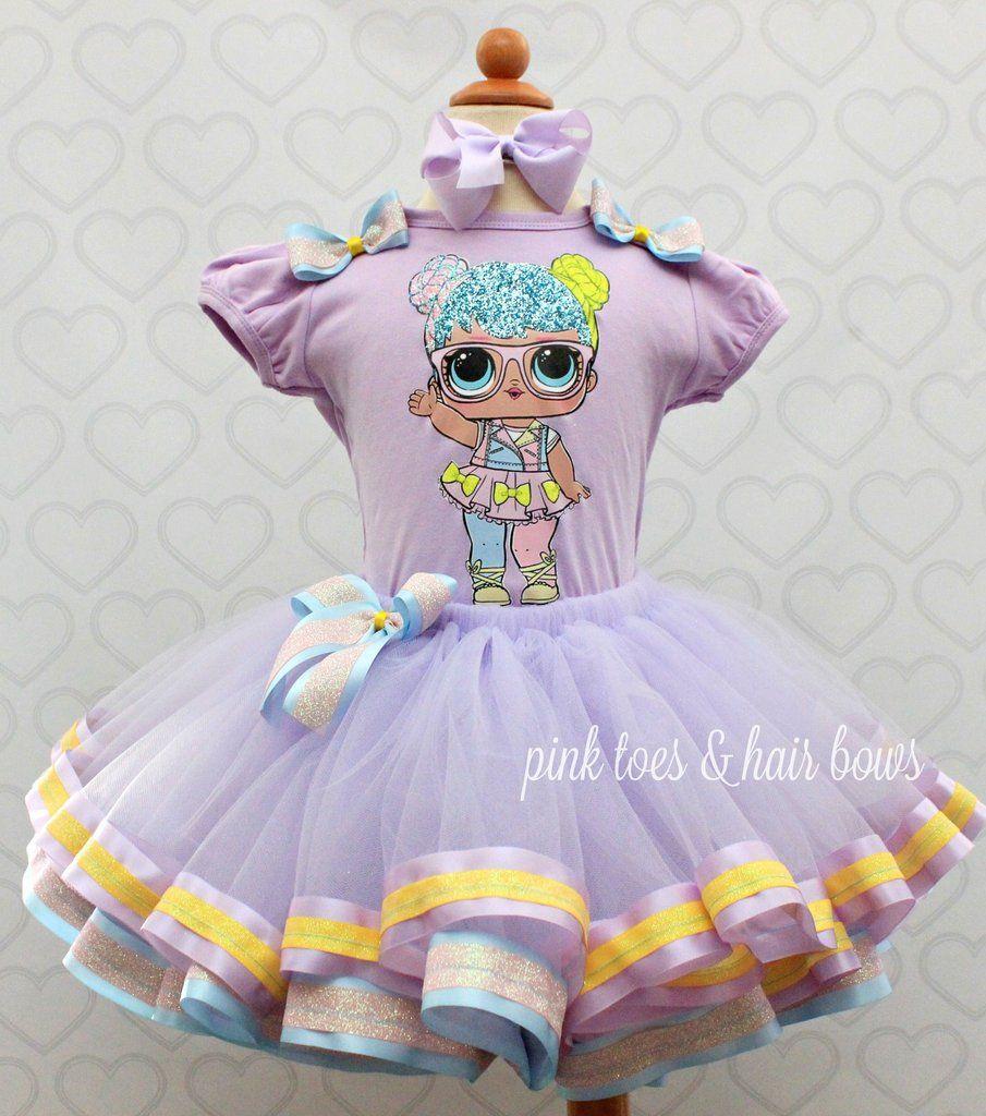 Bon bon lol surprise doll tutu setlol surprise outfit