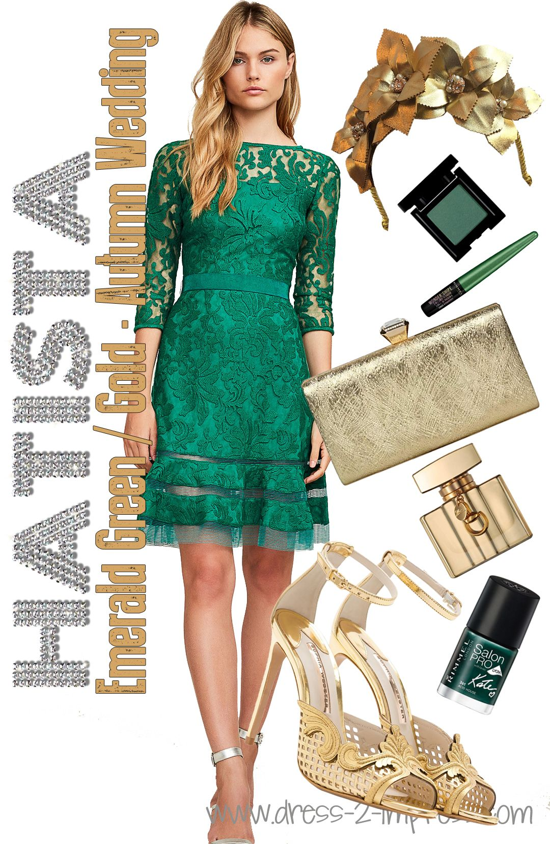 How to Wear Emerald Green. Emerald looks classy on everyone ...