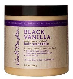 10 Natural Hair Products for Curly Hair