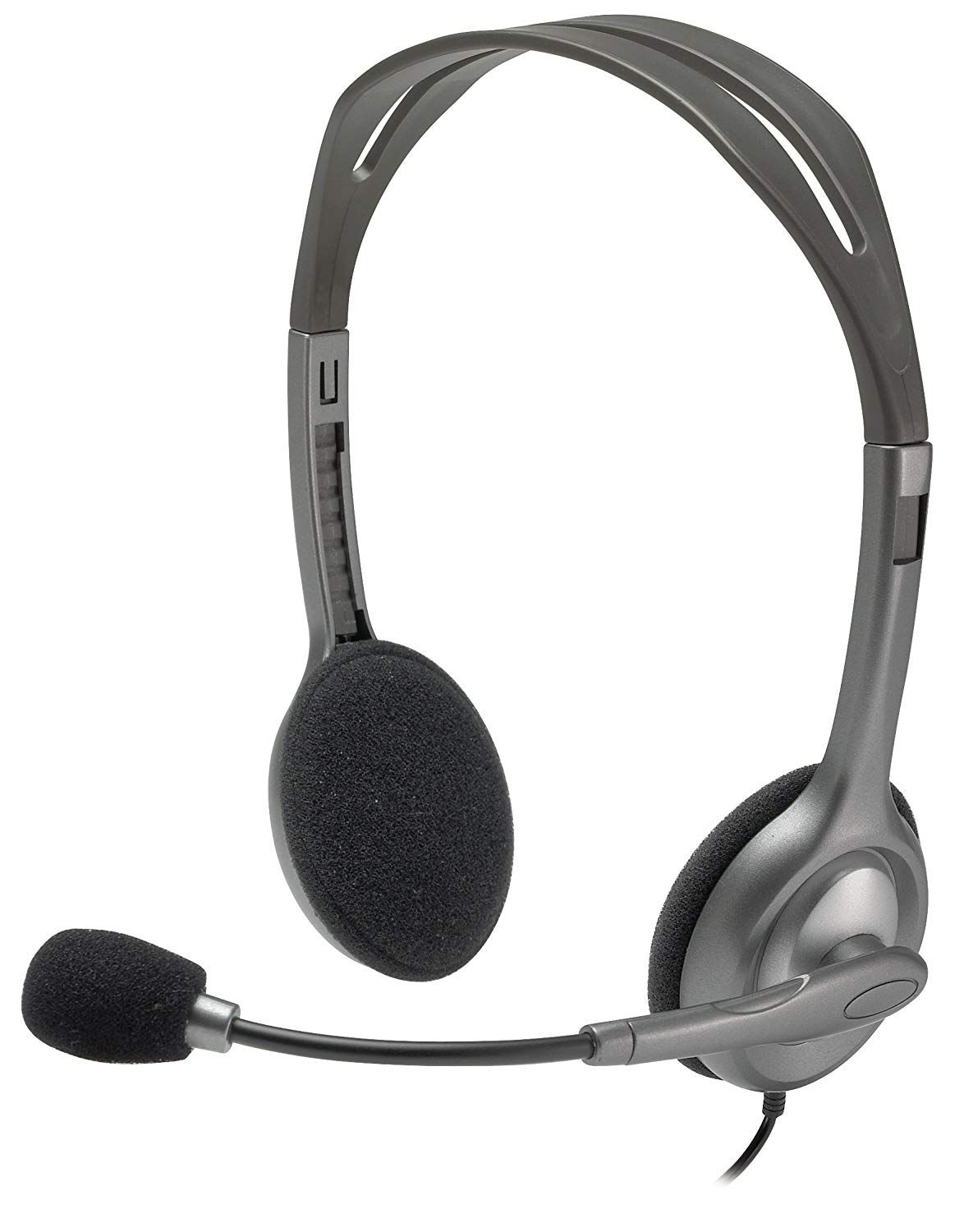 Logitech Stereo Headset H111 | My wishes | Gaming headset