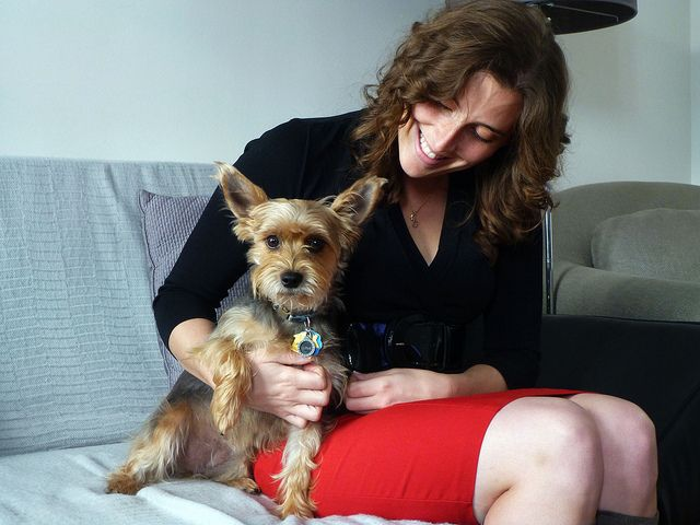 On Emotional Support Animals & My Interview With the New ...