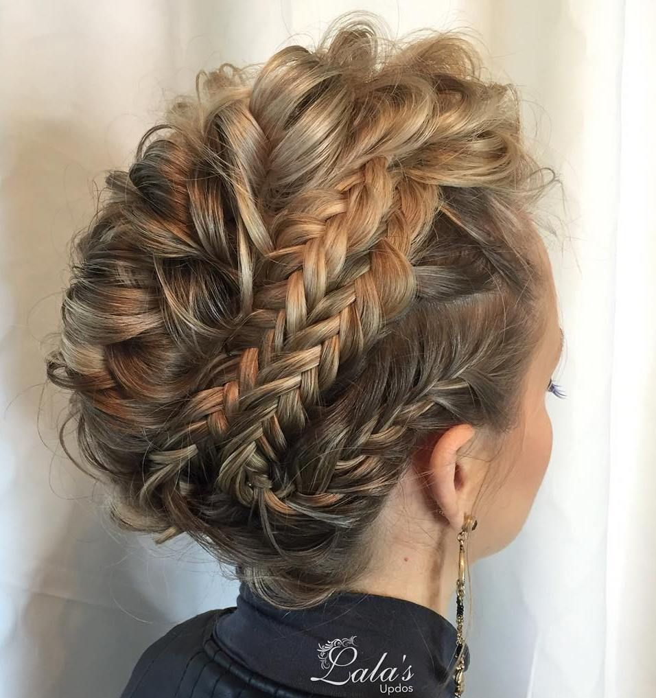 most gorgeous mohawk hairstyles of nowadays updo faux hawk and