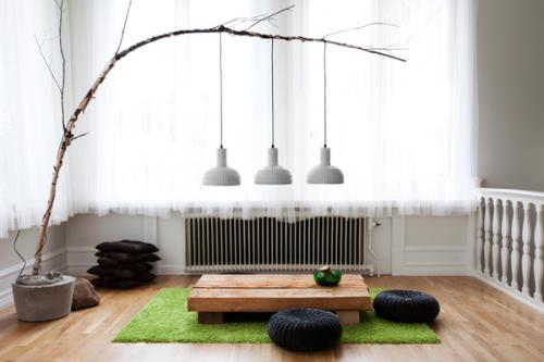 Amazing Diy Treelike Arc Floor Lamp  Arc Floor Lamps Floor Lamp Enchanting Dining Room Floor Lamps Inspiration Design